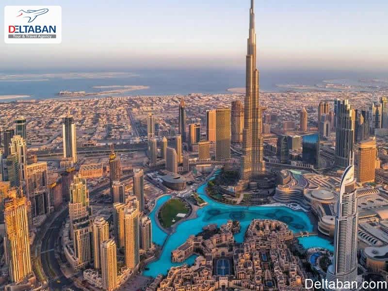 نباید های سفر به دبی