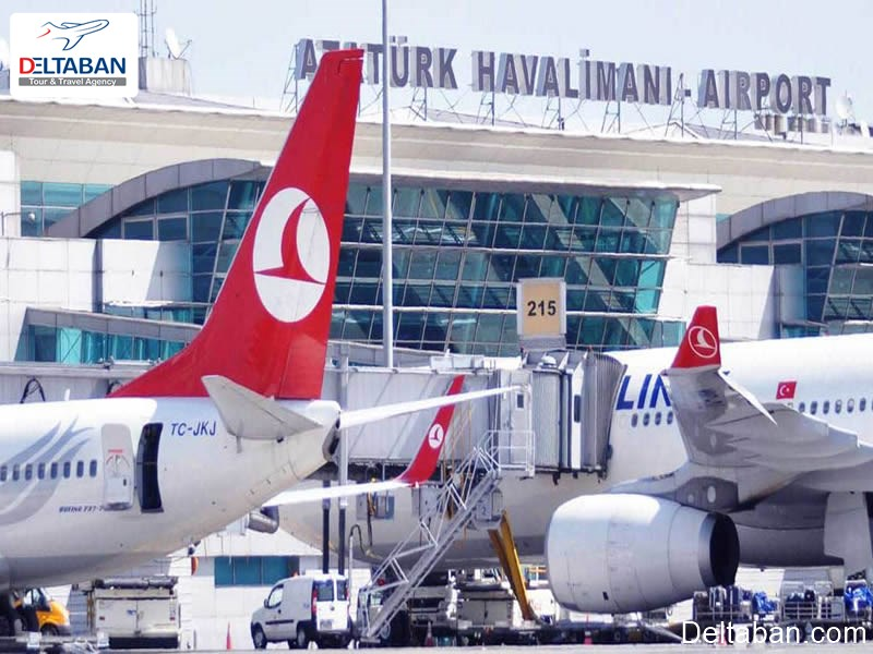حمل نقل فرودگاه استانبول, چطور از فرودگاه استانبول به مرکز شهر برویم؟