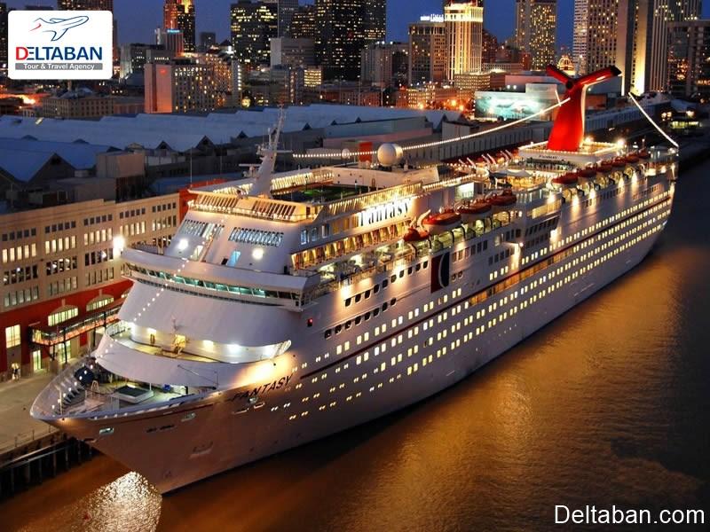 آشنایی با برنامه های تفریحی کشتی های کروز استانبول