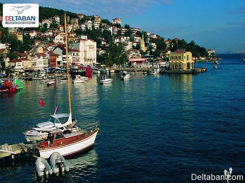 جاذبه های جزیره آدالار استانبول