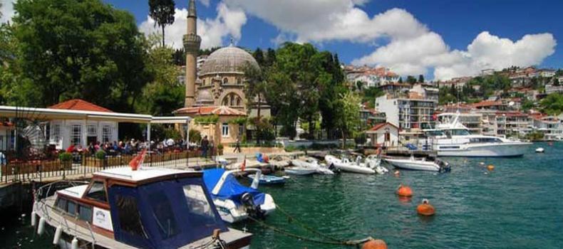 کشتی سواری در بسفر استانبول