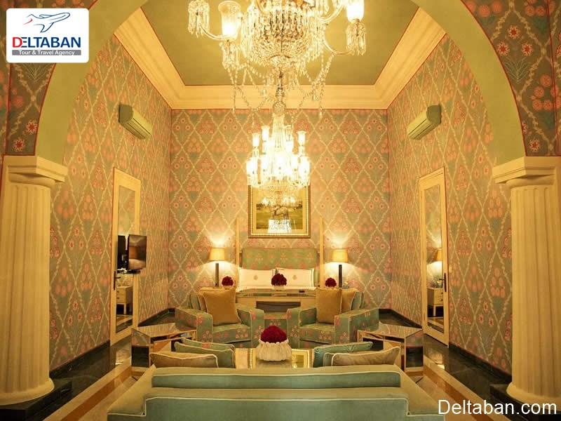 کاخ های زیبا و بی نظیر در شهر جیپور