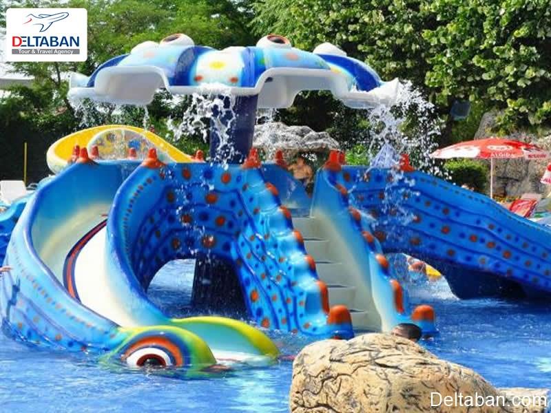معرفی پارک های آبی استانبول