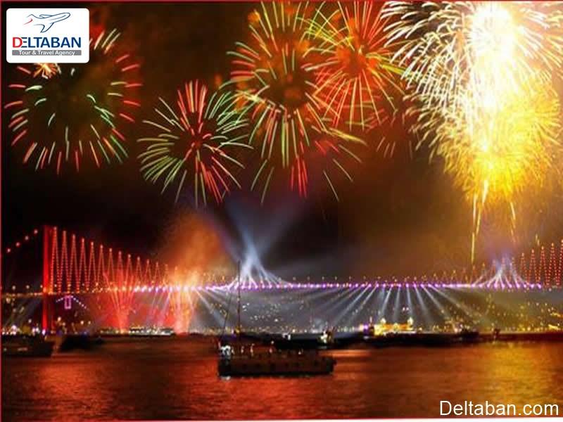 جشنواره ها و فستیوال های استانبول
