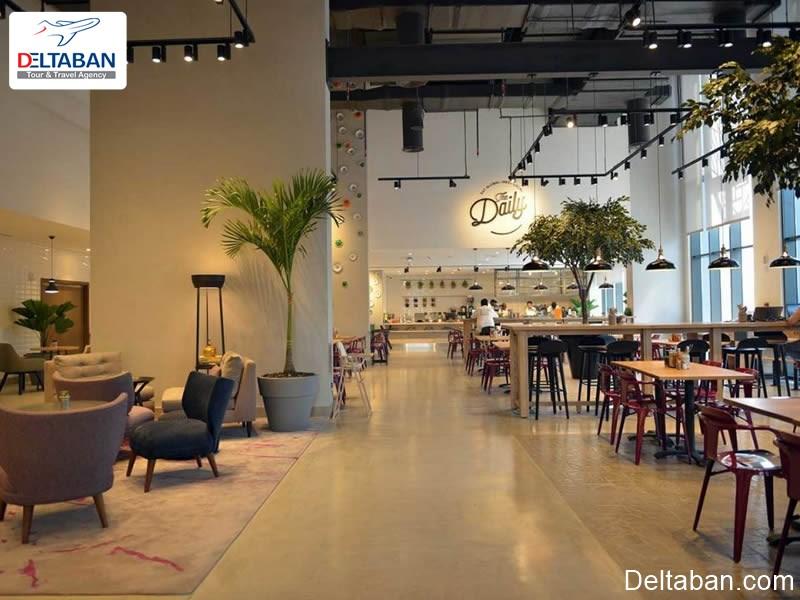 هتل و اقامت در دبی