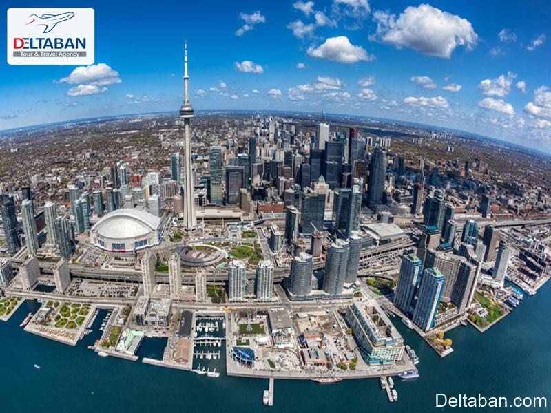 تورنتو سریع ترین شهر