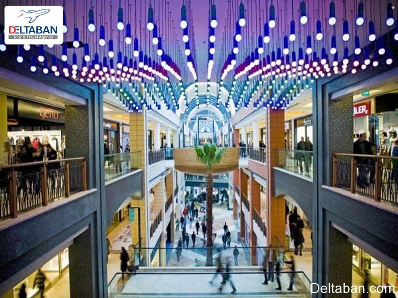 ویژگی های مرکز خرید فروم در استانبول
