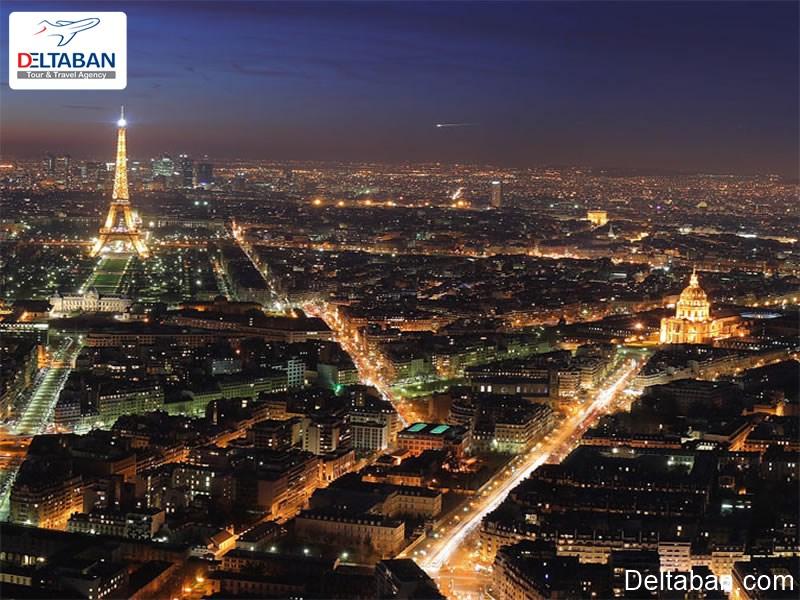 نبایدهای سفر به پاریس