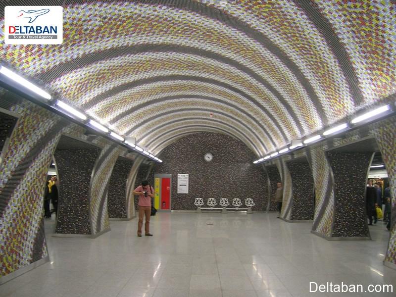 مترو بوداپست و بررسی تاریخچه آن