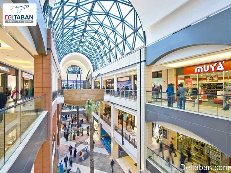 امکانات مرکز خرید فروم در استانبول