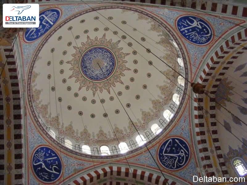 تاریخچه مسجد فاتح استانبول