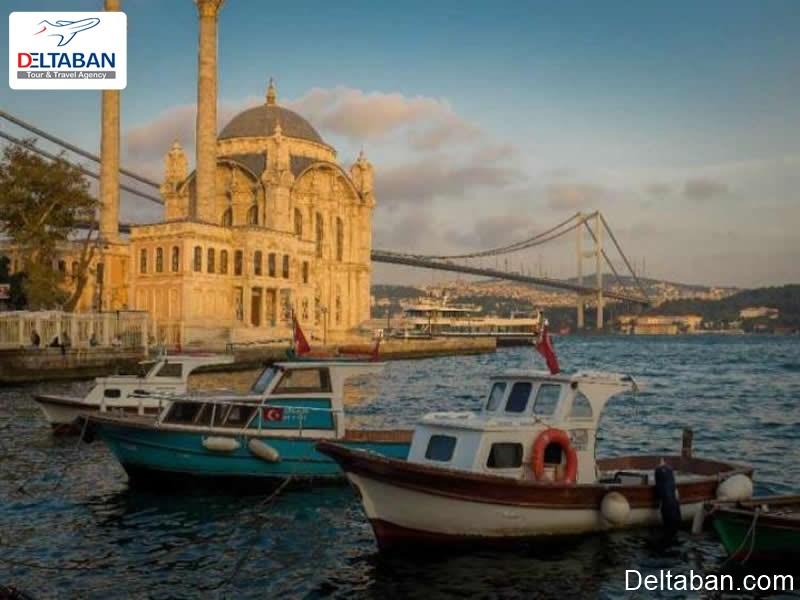 اسکله های استانبول