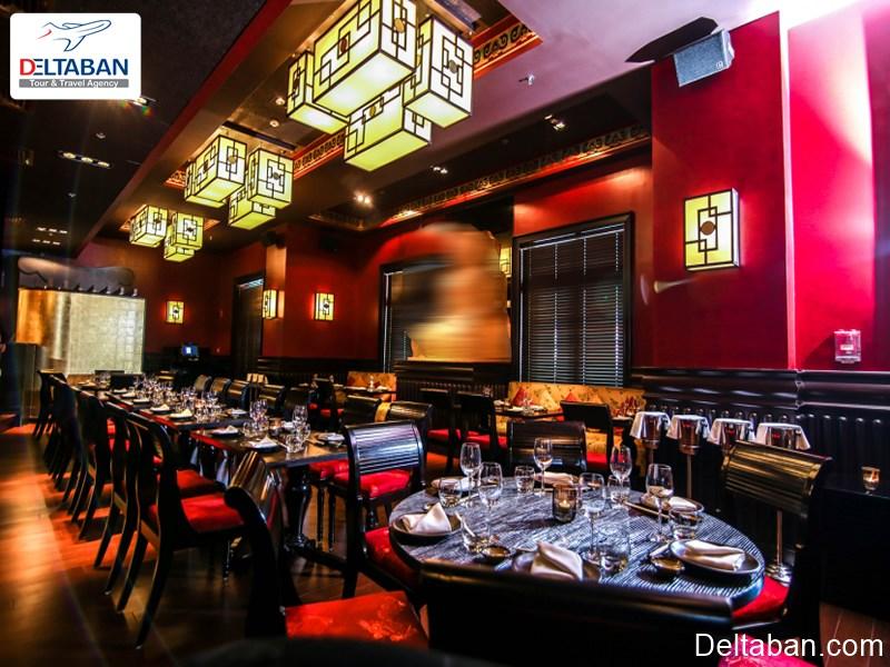 رستوران های ارزان دبی