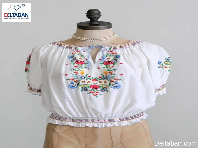 لباس سنتی کشور مجارستان
