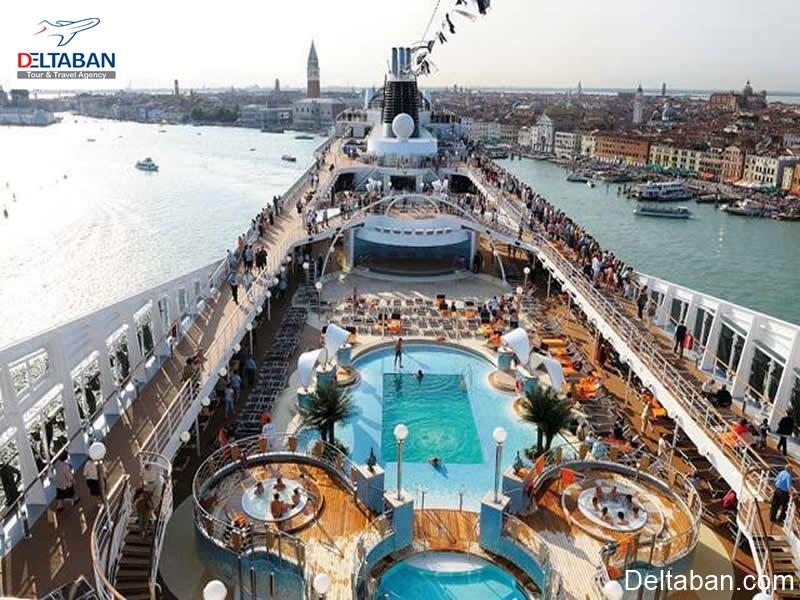 برنامه های تفریحی کشتی های کروز استانبول