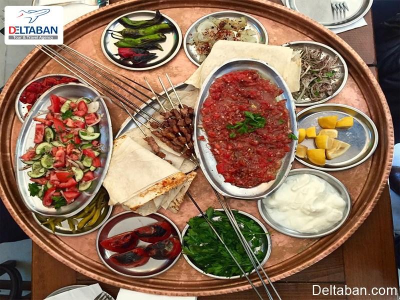 رستوران های معروف استانبول