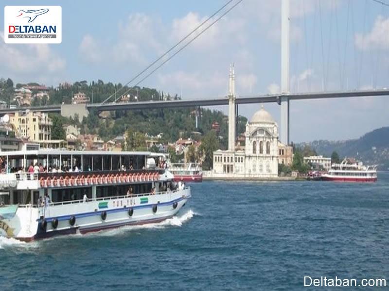 سفری رویایی در بسفر استانبول