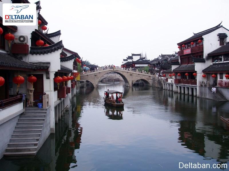 شهرک ژوجیاجیاو از جاذبه های تاریخی چین