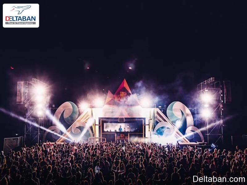 جشنواره موسیقی استانبول از فستیوال های استانبول