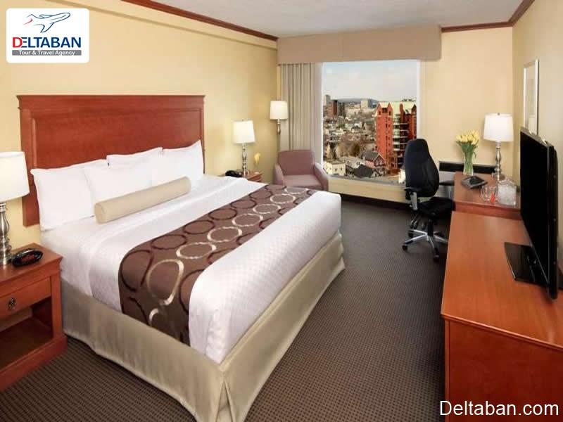 امکانات اتاق های هتل بست وسترن