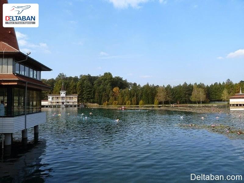 بهبود بیماری ها از ویژگی های دریاچه هویز