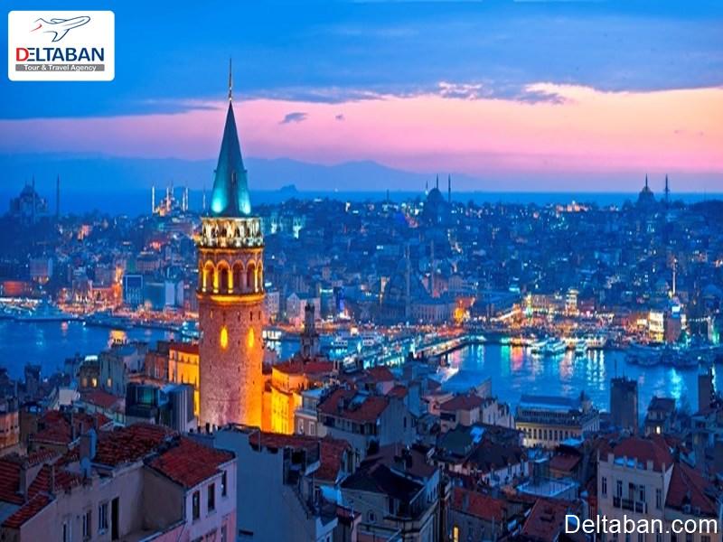 محله بی اوغلو بهترین منطقه برای گرفتن هتل در استانبول