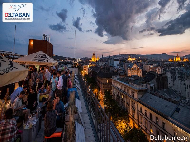 هزینه های سفر به بوداپست: