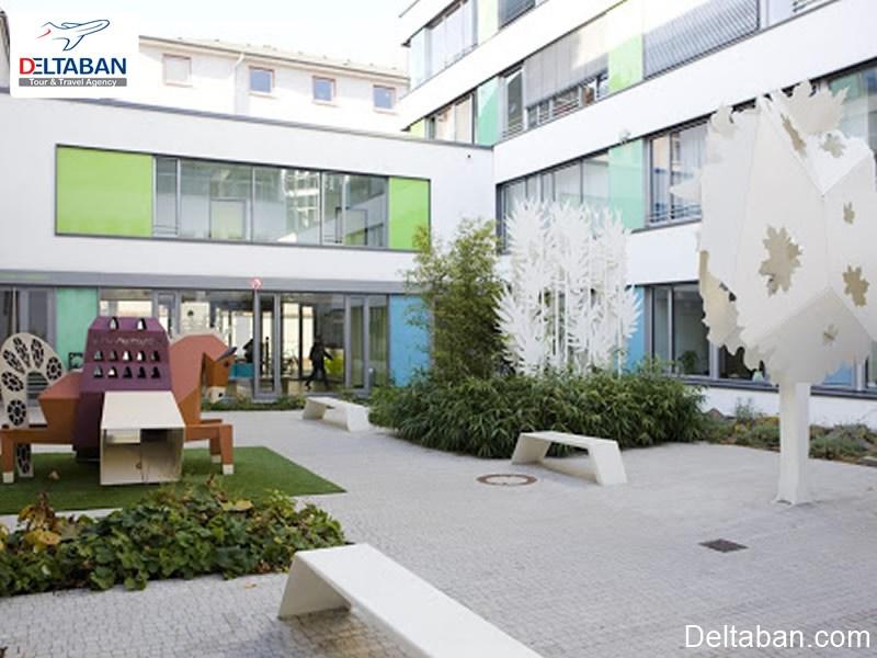 بیمارستان عمومی آلمان
