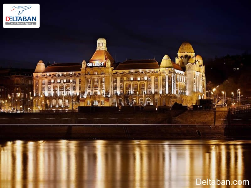 Danubius Hotel Gellért از بهترین هتل های بوداپست