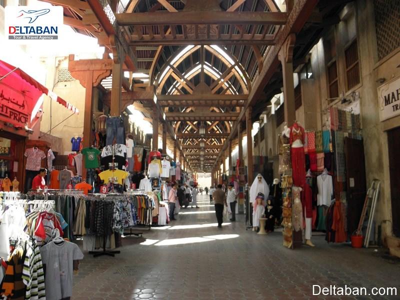 بازار های سنتی دبی