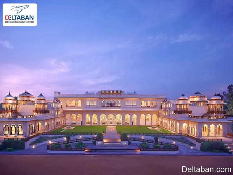 کاخ رامباغ