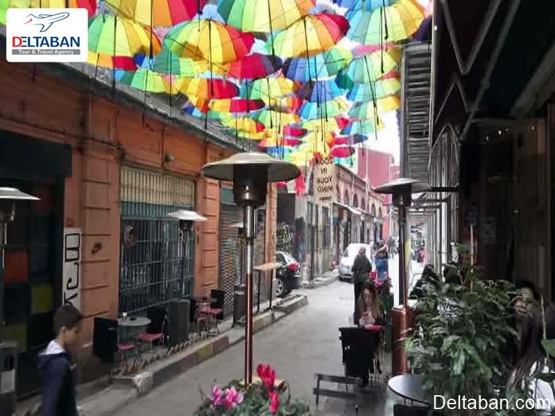 محله کاراکوی بهترین منطقه برای گرفتن هتل در استانبول