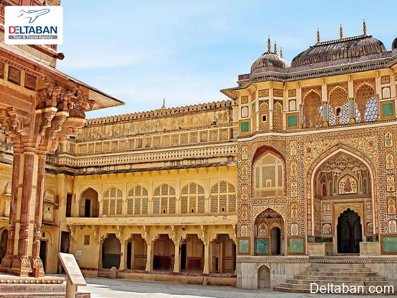 کاخ راج ماهال از کاخ های شهر جیپور