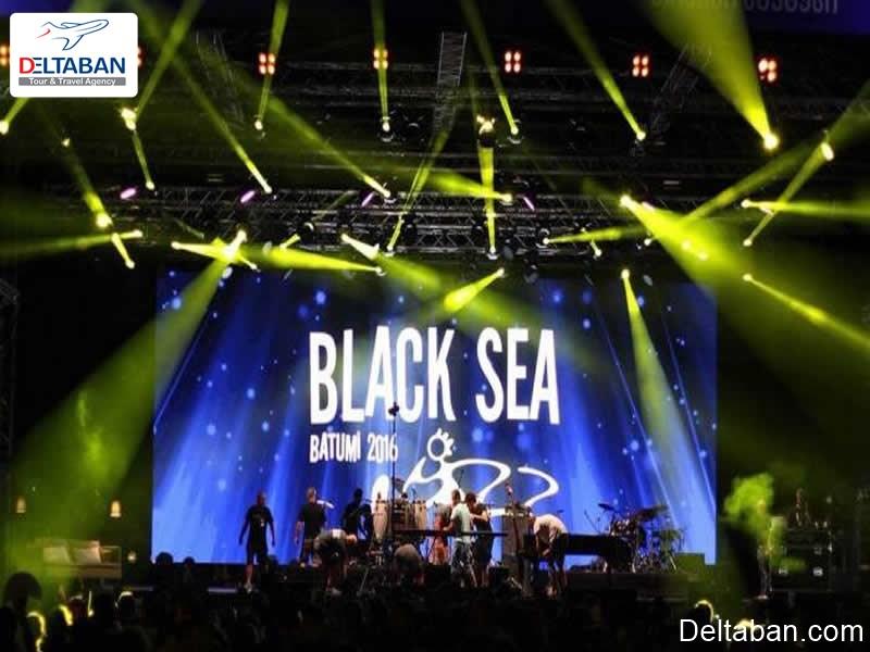 جشنواره موسیقی جاز دریای سیاه از فستیوال های گرجستان