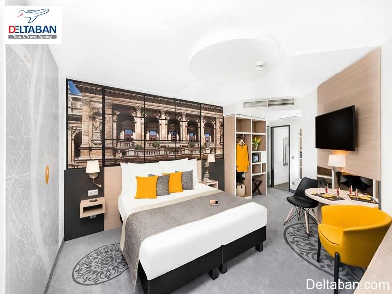 Mercure Budapest City Center از بهترین هتل های بوداپست