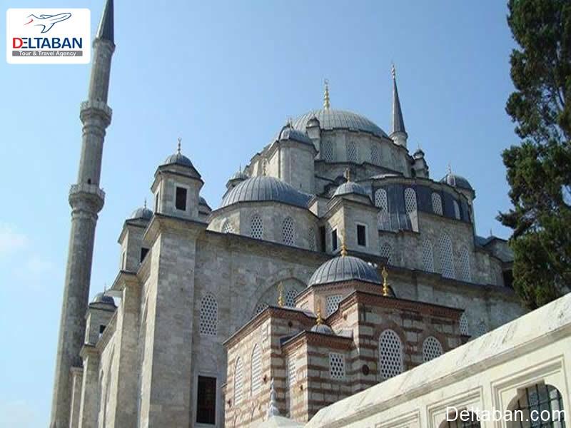 بیمارستان مسجد فاتح استانبول