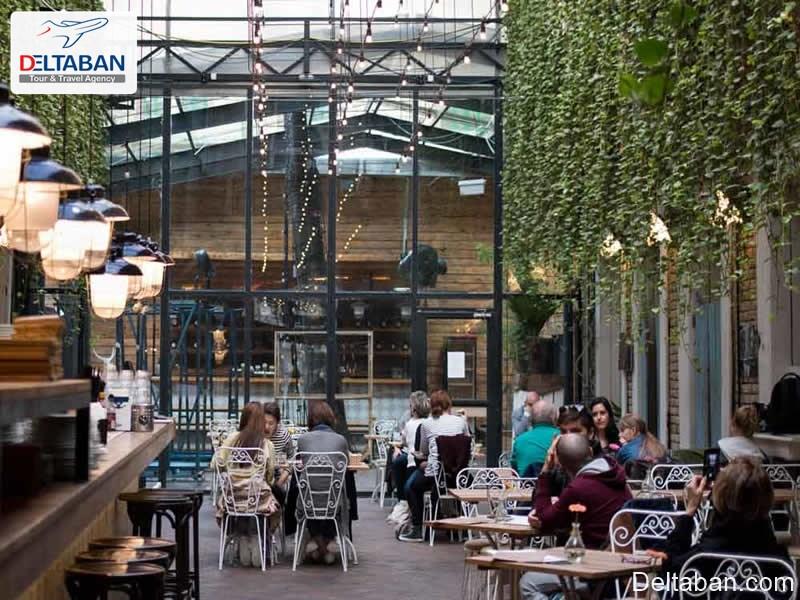 هزینه های سفر به بوداپست در قسمت غذا و نوشیدنی