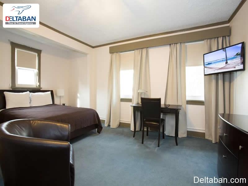 The Buchan Hotel از هتل های ونکوور