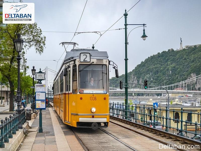 هزینه های سفر به بوداپست؛هزینه های حمل و نقل