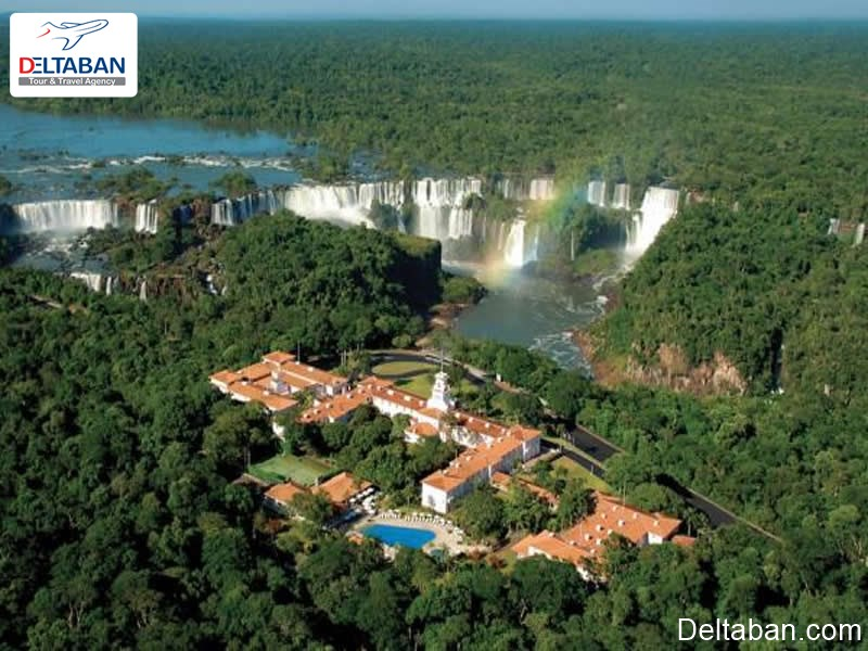 پارک ملی شهر فوزدوایگواسو