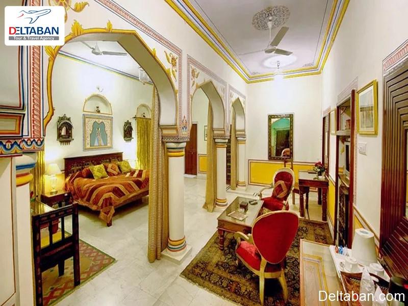 کاخ هاری ماهال از کاخ های شهر جیپور