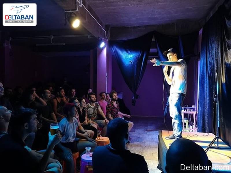 کلوب نمایش های کمدی در بانکوک از تفریحات بانکوک