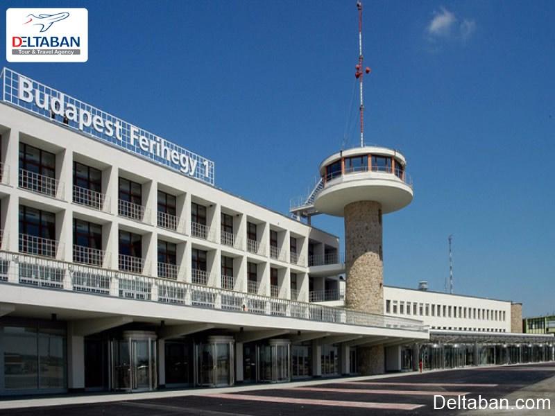 آشنایی با خدمات حمل و نقل فرودگاه بوداپست