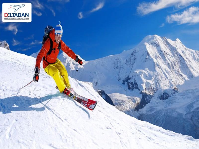 فعالیت های مهیج ورزشی از دلایل سفر به سوئیس