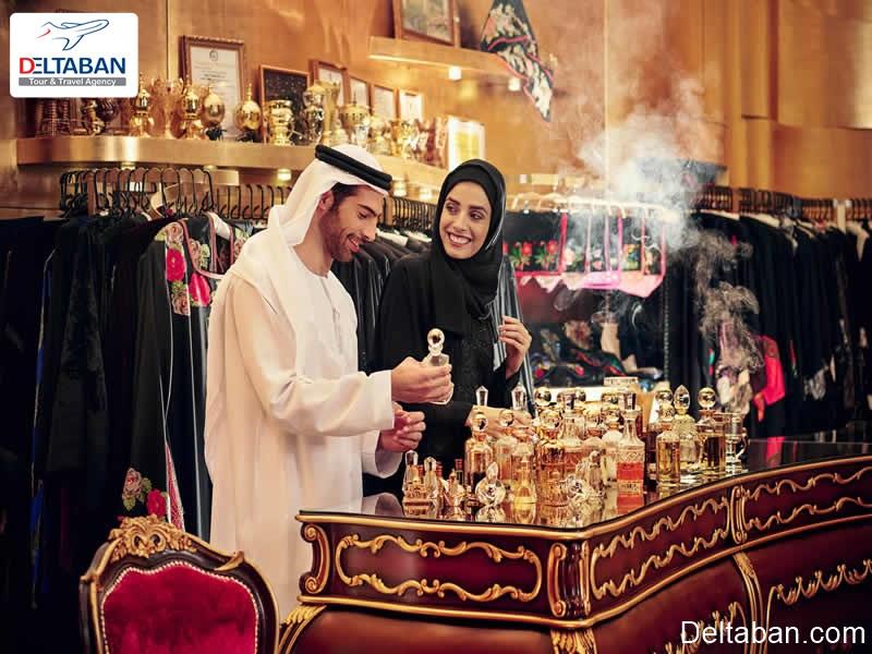 بازار های محلی دبی