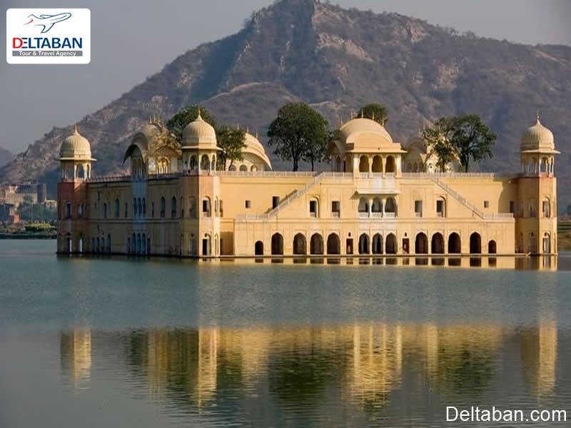 کاخ جال ماهال از کاخ های شهر جیپور