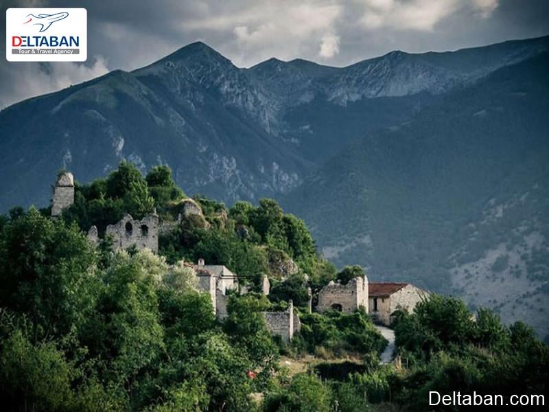 شهر سلمونا، یکی از حقایق ناشناخته ی ایتالیا