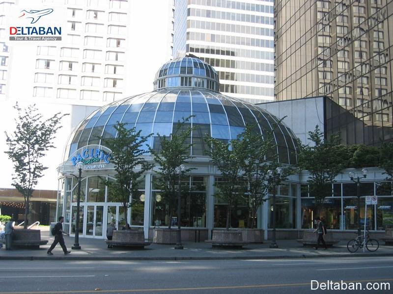 CF Pacific Centre Mall