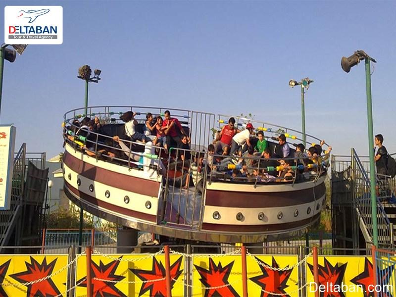 شهر بازی و پارک آبی واندرلند دبی