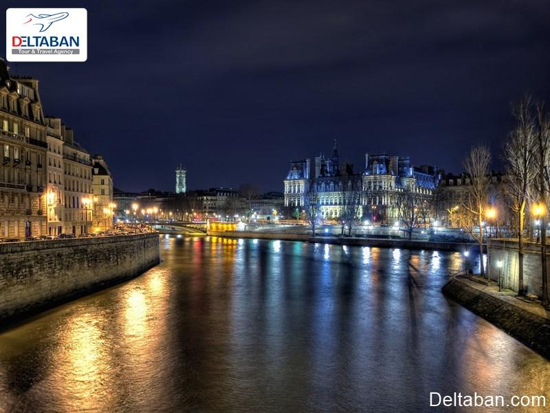 نباید های سفر به پاریس فرانسه برای زنان